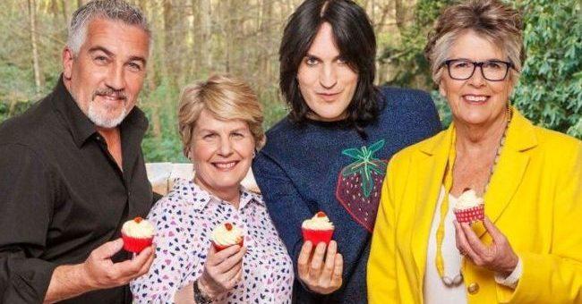 Great British Bake Off Revamp