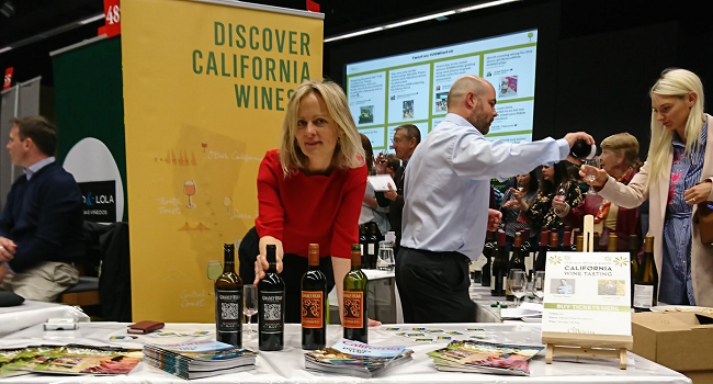 Meet the Woman Making California Wine Dreams Come True in Ireland - Justine McGovern Interview
