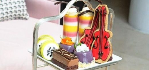 Conrad Musical Afternoon Tea