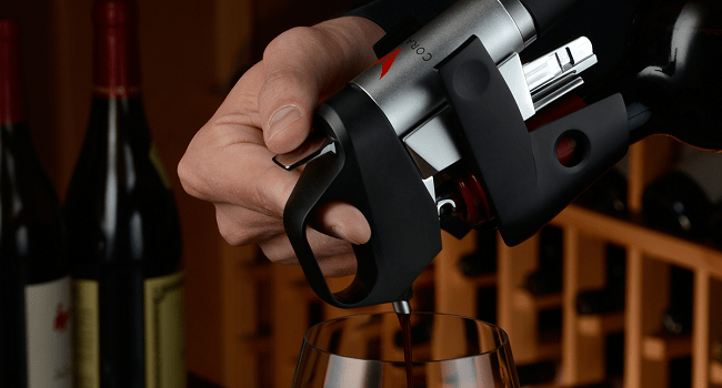 Coravin's New System Promises to Keep Opened Screw Cap Wine Bottles Fresh for Up to Three Months 2