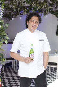 Francesso Mazzei The House of Peroni Presents La Sagra Dublin