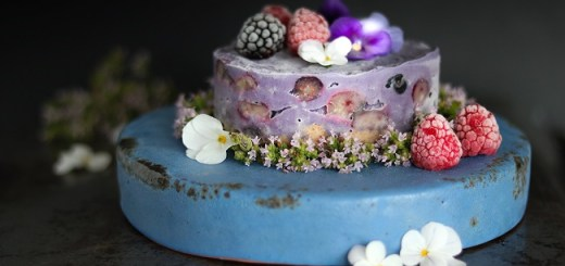 Frozen Blueberry Cheesecake Recipe
