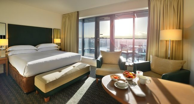 Win an Overnight Stay for Two at the Hilton Dublin Kilmainham with a Fabulous Boozy Brunch at the Broyage Bar & Bistro