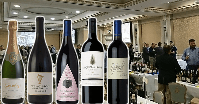 california wine fair top pics