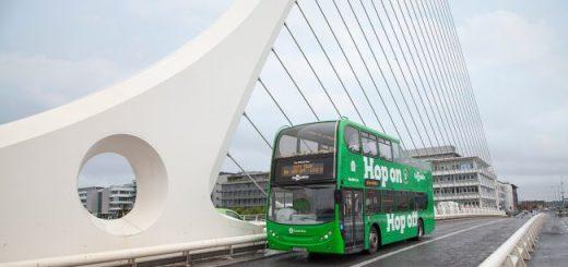 DoDublin Hop On Hop Off Tour Bus