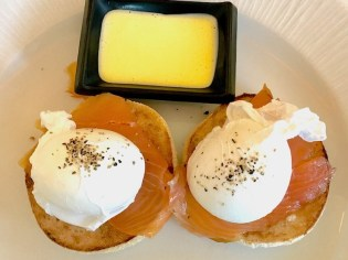 Galgorm Resort & Spa - Eggs Benedict