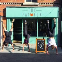 The Fat Fox Camden Street