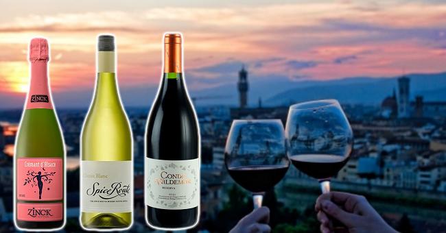 Three Wonderful Bottles to Vindulge the Weekend