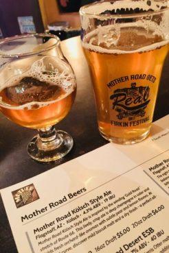 arizona Mother Road Beers Flagstaff