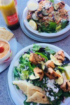 arizona Zoe's Greek Kitchen Phoenix
