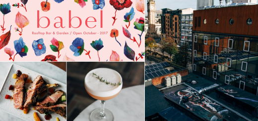 Babel, Belfast's Biggest and Prettiest Rooftop Garden and Bar to Open this Month