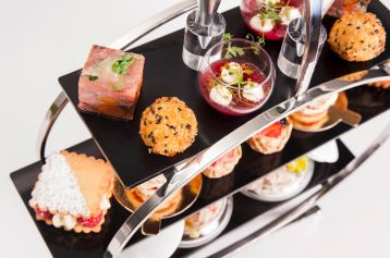 Afternoon Tea at the Fitzwilliam Hotel Dublin