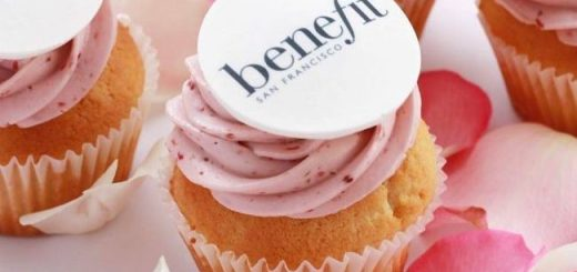 Benefit Cosmetics Afternoon Tea