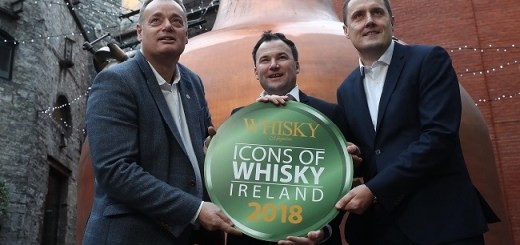First Icons of Whisky Ireland Awards Sees Irish Distillers Named Distiller of the Year