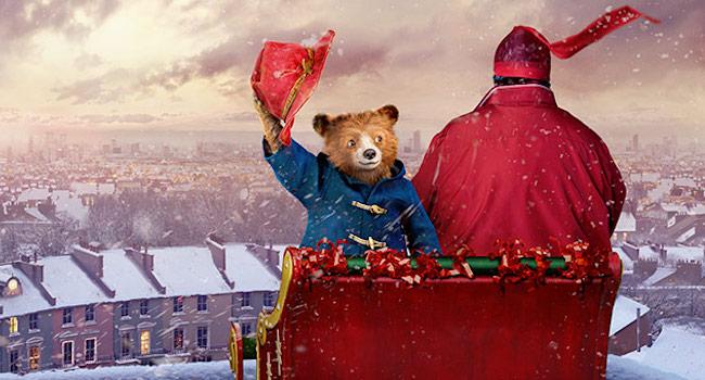 Marks Spencer Christmas Ad Paddington Bear