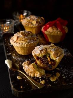 Simply Better Irish Handmade Frangipane Mince Pies.
