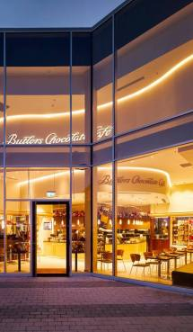 TheTaste Butlers Christmas Chocolate Experience