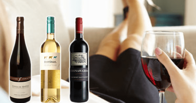Relax and Pour Yourself a Glass - Three Wines to Pair with your Weekend