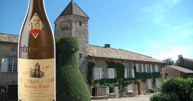 Chateau Fuisse Pouilly Fuiss Tete de Cru feature