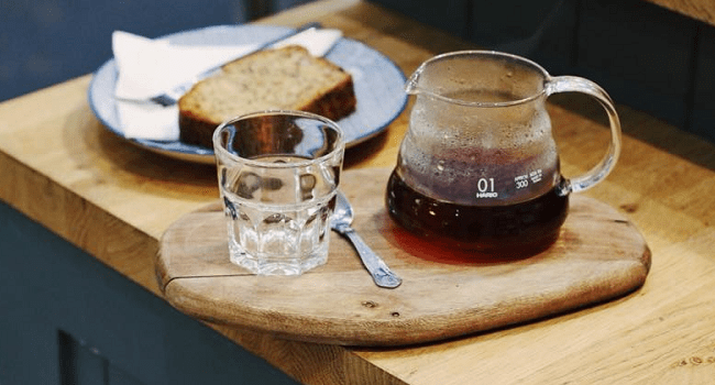 This Dublin Coffee Shop is Sharing Caffeinated Joy with their New Filter Fridays