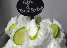 This G&T Sorbet from a Sligo Ice-Cream Parlour just Won Best Flavour in the World