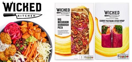 Tesco's New Vegan Range is Here to Make Plant-Based Eating Easy