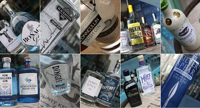 A Ginspired Tour of Ireland - Experience the Gins Distilled in all Corners of the Country