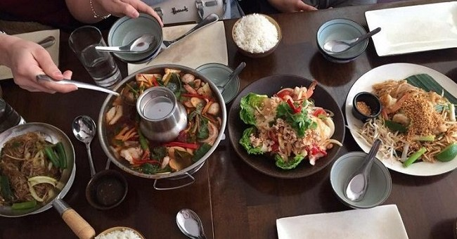 Nighmarket Is Hosting a Fabulous Five Course Thai Dinner for a Great Cause