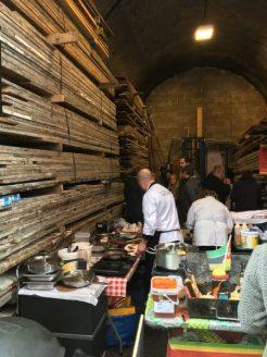 London Maltby Street Market