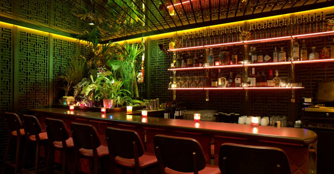 One of Dublin's Coolest Restaurant Just Opened a Sleek Cocktail Bar