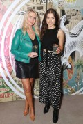 Jules Mahon and Erica Bracken pictured at the launch of BACARDÍ Cuatro and Ocho, which were officially introduced in true prohibition style last night at an exclusive speakeasy event off Camden Street. Pic: Marc O'Sullivan