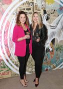 Ruth Minnock and Chloe Townsend pictured at the launch of BACARDÍ Cuatro and Ocho. Pic: Marc O'Sullivan