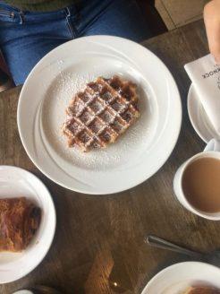 Breakfast at Castleknock Hotel 1