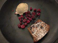Wild Cherry & Cranberry Cake 1