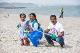BArefoot Wine Beach Clean Up 4