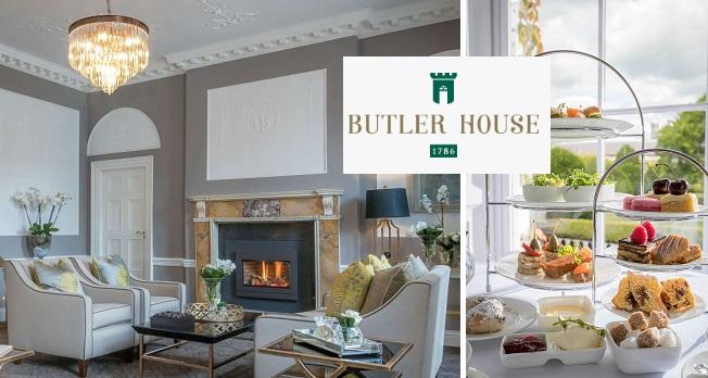 Butler House Afternoon Tea