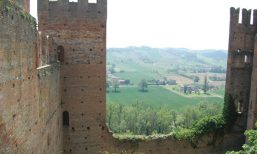 Castell'Arquato Views from tower
