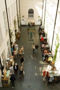 Chester-Beatty-library cafe