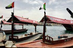 Dubai Abra River Transport