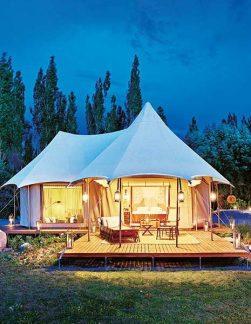 himalaya camping