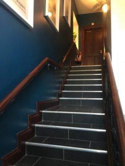 Wood & Bell Stairway