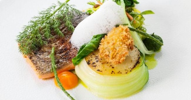 Irish Sea Trout Recipe