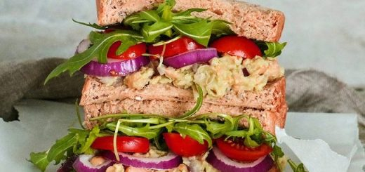 Chickpea Sandwich Recipe