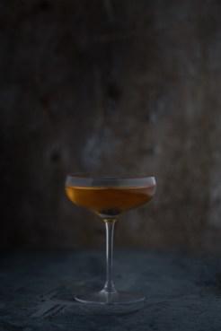 A Coupette cocktail
