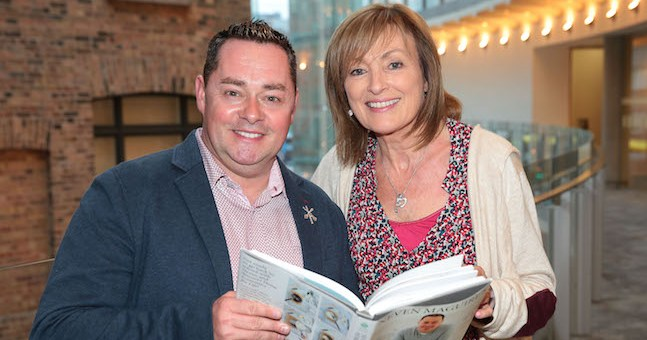 Neven Maguire and Mary Kennedy