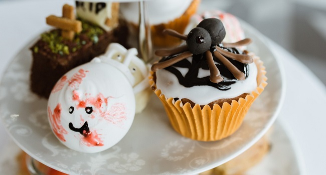 Terrifyingly Tasty Afternoon Tea