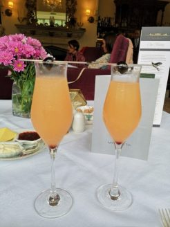 Waterford Castle Afternoon Tea6