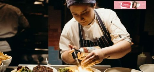 Head Chef Aisling Moore