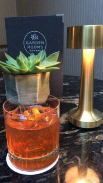 Druids Glen Old Fashioned