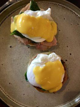 Glencarn Hotel Breakfast